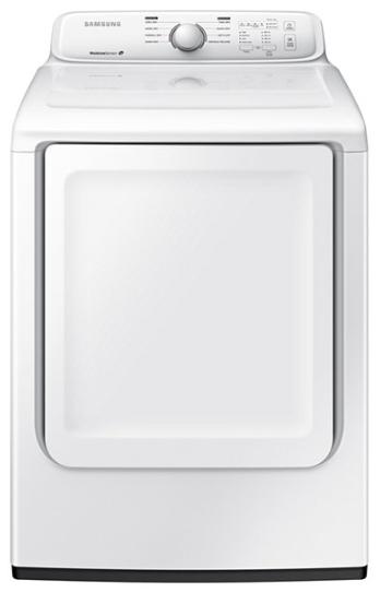 Samsung 7.2 Cu. Ft. Electric Dryer with Moisture Sensor $383