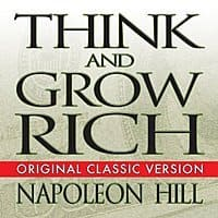 Think and Grow Rich (original edition) Kindle + Audible $  4.94+tax