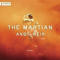 Amazon Deal: Audible get The Martian by Andy Weir for $4.98 (Audible + Kindle)