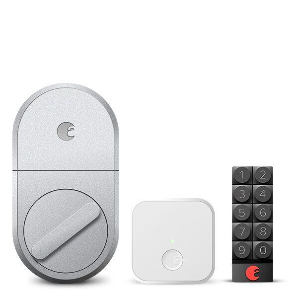 August Smarter Hosting 3rd Gen Bundle w Bridge & Keypad ($206.10) Promo Code