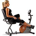 Marcy Recumbent Exercise Bike: ME-709 $125 F/S@Walmart