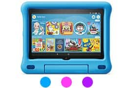 "Fire HD 10 Kids Edition Tablet – 10.1"" 1080p full HD display, 32 GB, Kid-Proof Case $150"