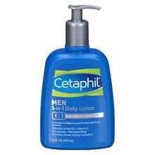 Walgreen BOGO on Skincare Buy 2 Cetaphil Men 3-in-1 Daily Lotion Get 1 Free + Free Store Pickup ( Free Ship @  $35 ) $21.1