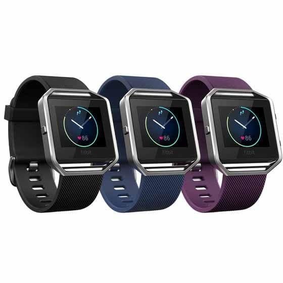 Fitbit Blaze Smart Fitness Watch Activity Tracker $159.99 Available in Black, Blue and Plum.