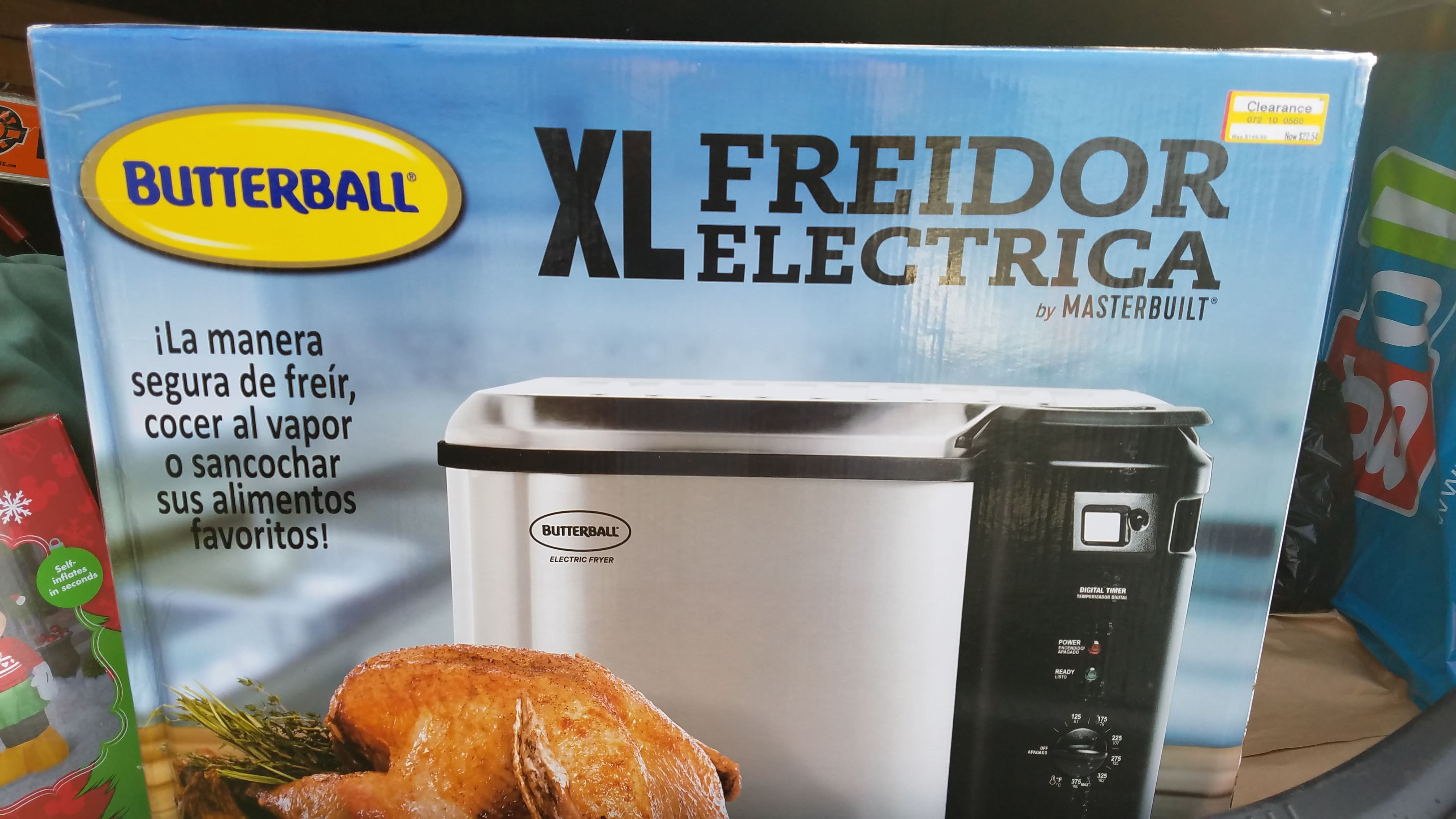 Target - Butterball XL Electric Turkey Fryer - $22.54 - *HUGE YMMV*