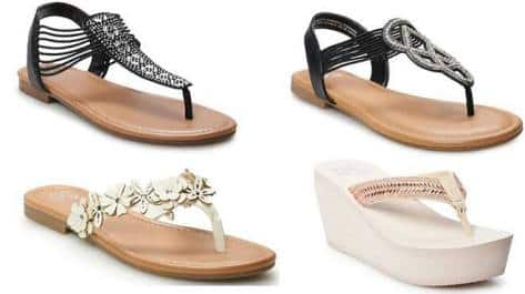 Kohls cardholders : Women shoes at $6.99 plus free shipping