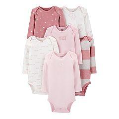 Kohls: Carters Baby bodysuits 6 or 7 packs 13.28 Each