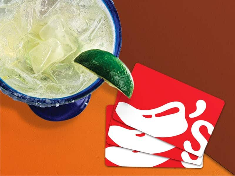 2 x $10 bonus e-gift cards wtih $50 in chillis gift card purchase.