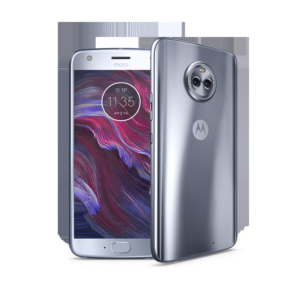 Unlocked 64GB Motorola Moto X4 + 32GB Moto X4 Android One Edition for $419.99 + Free Shipping