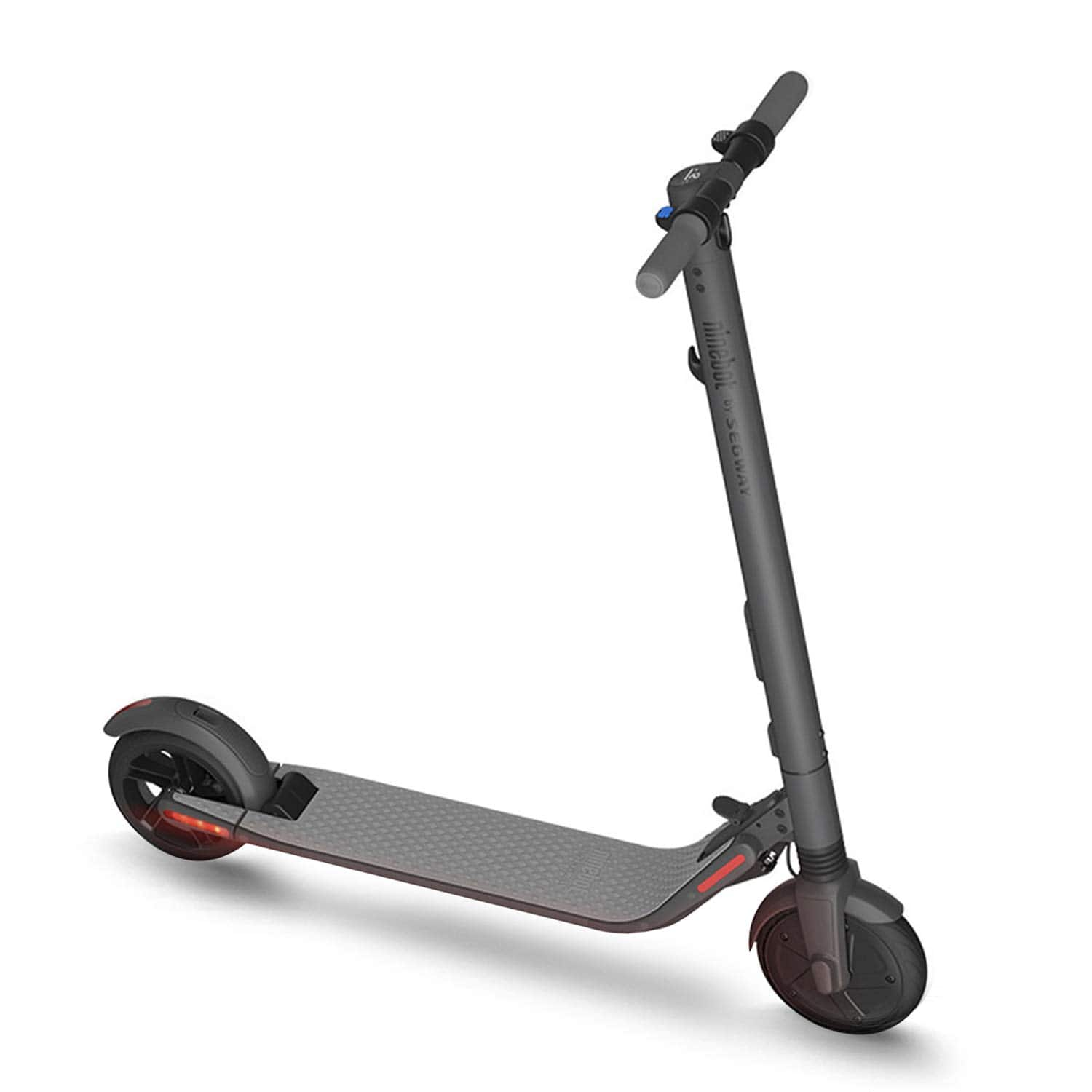 Segway Ninebot ES2 Electric Kick Scooter, Lightweight and Foldable, Upgraded Motor Power, Dark Grey $399.99