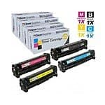 HP 305A Premium OEM Quality Toner Cartridge 4 Color Set - $94.50 & Free Shipping