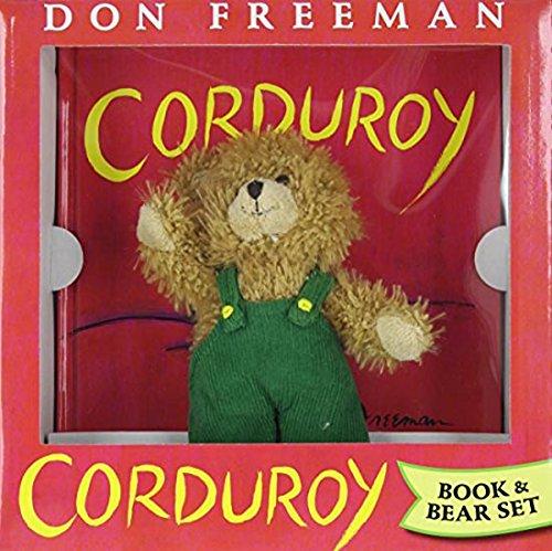 Corduroy (Book and Bear) @ Amazon $4.08