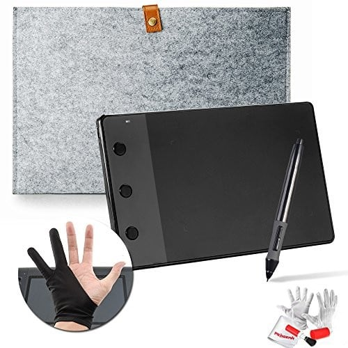 $29.99 -- Huion H420 USB Graphics Drawing Tablet Board Kit w/ FS [Amazon]