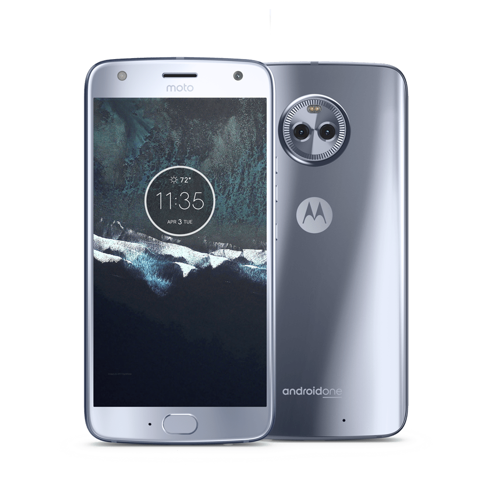 Motorola Moto X4 (Android One version) - $324 with Project Fi Activation
