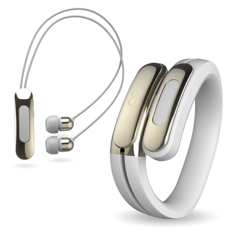 BOGO Ashley Chloe Helix Cuff Wireless Earphones (Various Colors) - $142.49