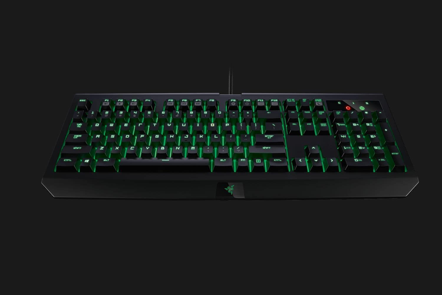 Up to 50% off Select Razer Gaming Keyboards - Razer BlackWidow Ultimate Stealth 2016 - $54.99 w/ Free Shipping