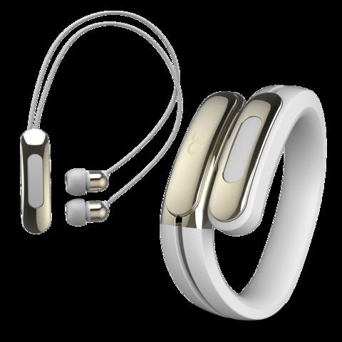 $30 off Ashley Chloe Helix Cuff Wireless Earbuds Bracelet + Free Shipping $69.99