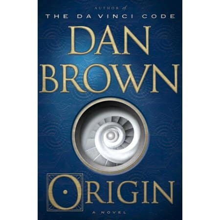 Origin: A Novel by Dan Brown / Hardcover $13.47