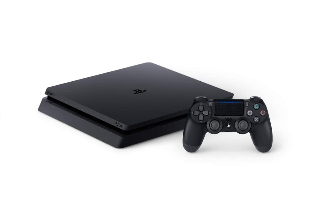 PlayStation 4 Slim 1TB Console - $199 at Toys R Us via eBay or Newegg