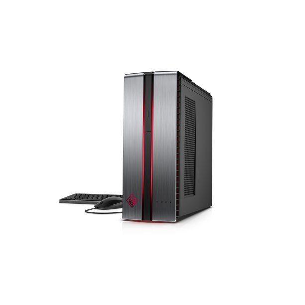 HP Omen Desktop Tower (Refurbished) Intel Core i7 7th gen, 16GB Mem 256GB SSD + 1TB HDD, GTX 1070 - $760