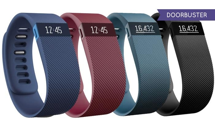 Fitbit Charge Refurbished $59.99 + tax @ Groupon