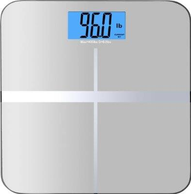 "High Accuracy Premium Digital Bathroom Scale with 3.6"" Extra Large Dual Color Backlight Display For $14.96 @ Amazon/Prime"