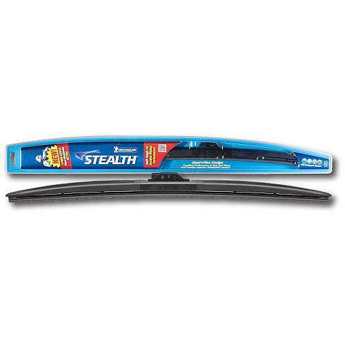 "Michelin 8026 Stealth Hybrid Windshield Wiper Blade with Smart Flex Design, 26"" (Pack of 1) $6.70"