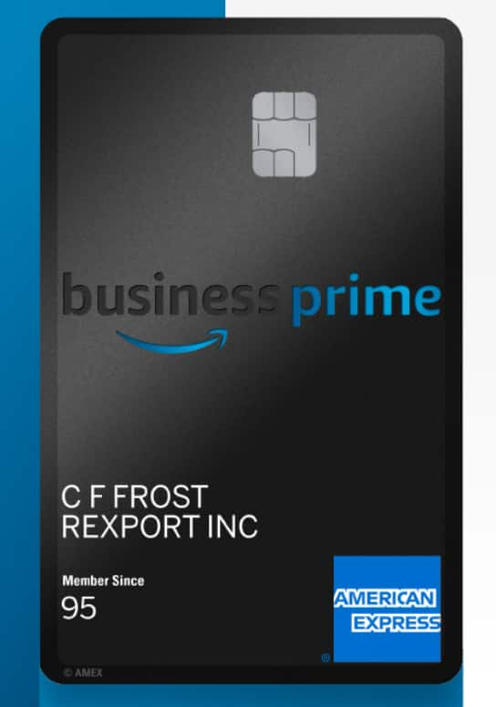 $100 or $125 Amazon GC with Amazon Business American Express Card approval