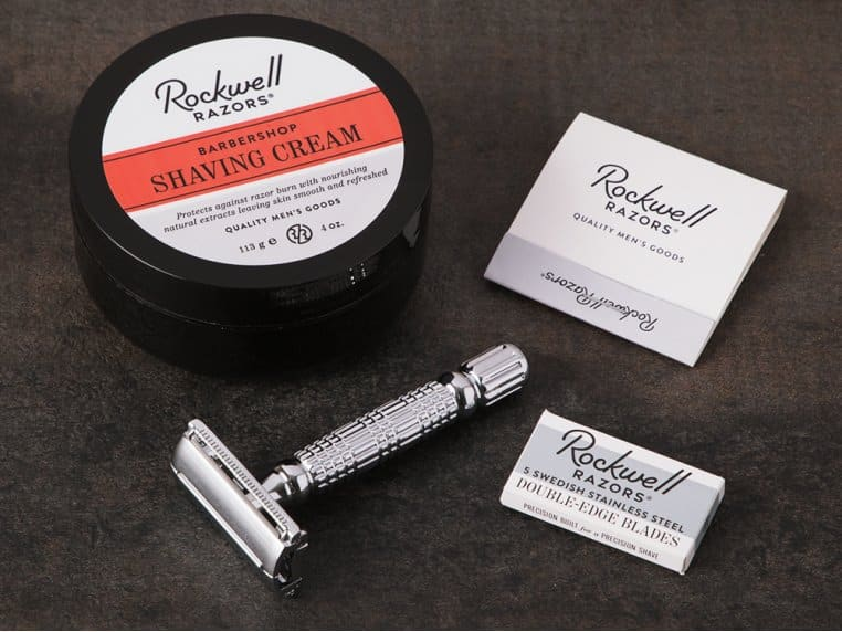 The Grommet Warehouse Clearance Sale: Rockwell Beginner's Safety Razor Gift Set $12, The Longest Coloring Book 15ft Fold-Out Coloring Book $7.5 & more
