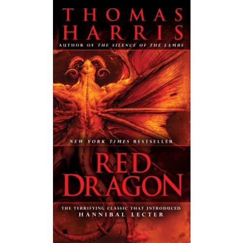 Amazon Kindle: Red Dragon by Thomas Harris - $1.99