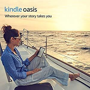 YMMV Kindle Oasis $50 off $199.99