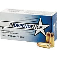 Cabelas Deal: Cabelas.com 9mm 115gr JHP ammo from IMI - $13.88 + SH