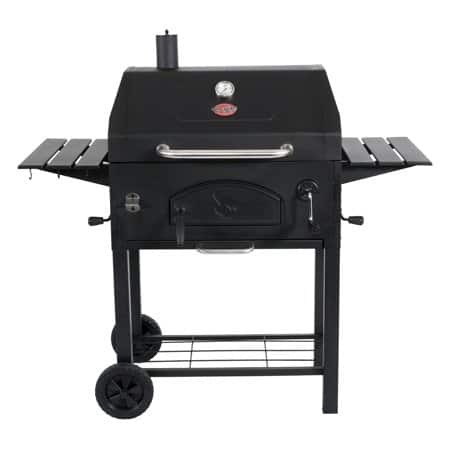 Char-Griller Traditional Charcoal Grill $87 in store Walmart YMMV