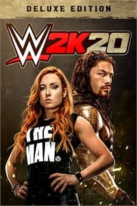 WWE 2K20 Deluxe Edition for Xbox One $17.99