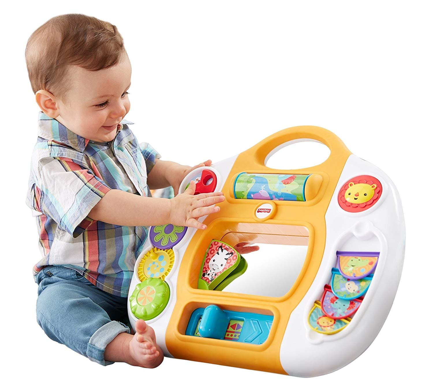 Fisher-Price Rainforest Friends Activity Panel $7.19