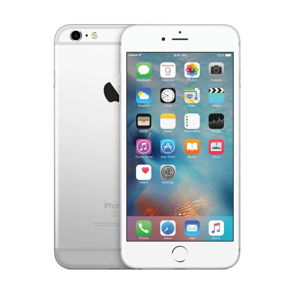 iPhone 6S/6S Plus AT&T, 6S 64 GB for $499 (after $100 Target GC), 6S 16 GB for