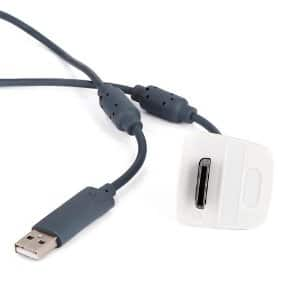 $1.00 Only, DuaFire USB Charging Cable for Xbox 360 controller on sale @ Amazon