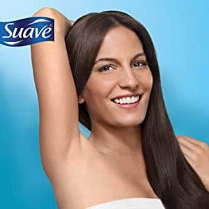 Suave Antiperspirant Deodorant, Sweet Pea and Violet 2.6 oz, Twin Pack, as low as $1.75 with S&S at Amazon