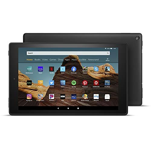 Amazon Kindle Fire HD 10 32GB $61.50!