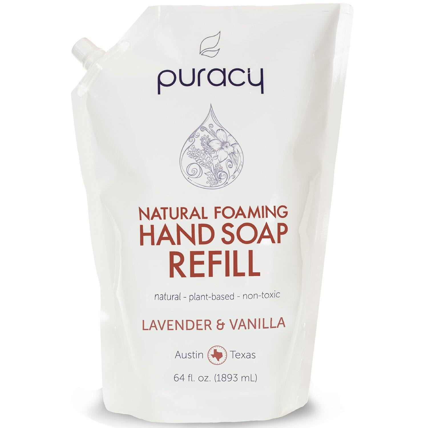 Puracy soap refills BOGO free. $10 each after discount.