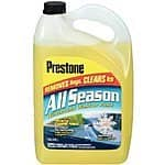 Prestone AS259 All Season Windshield Washer Fluid - 1 Gallon $2.97 & FREE Shipping
