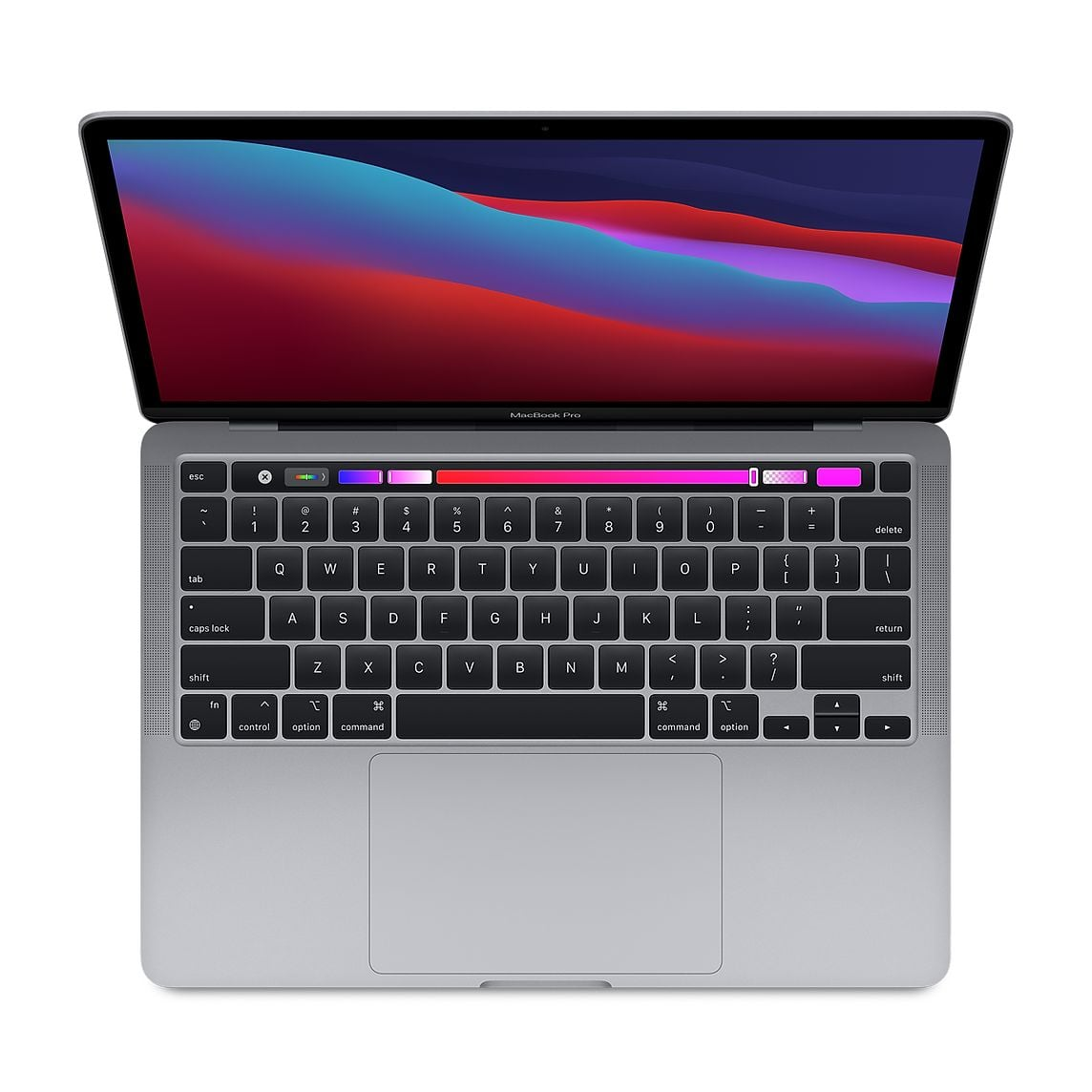 Refurbished 13.3-inch MacBook Pro Apple M1 Chip with 8‑Core CPU and 8‑Core GPU - Space Gray $1099