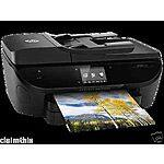 HP ENVY 7640 E ALL-IN-ONE Photo Printer Copier Scannner For $89.99 W/ Free Shipping