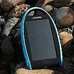 Levin™ Rain-resistant and Dirt/Shockproof  Solar Charger Battery 7000mAh $25.99 +FS @amazon