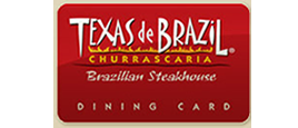 Texas de Brazil VIP Cards: 12x 50% Off Dinners for $60