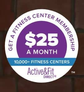 Gym Membership for $25/mo, $25 Enrollment Waived with Coupon NEWYOU2020
