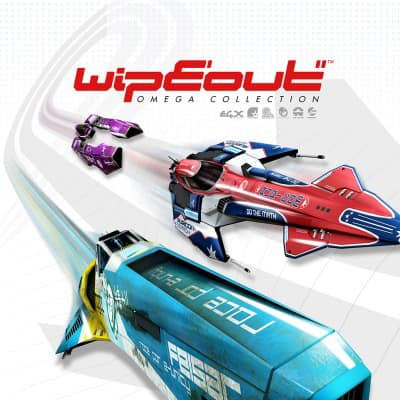 Wipeout Omega Collection PlayStation Store price drop $19.99