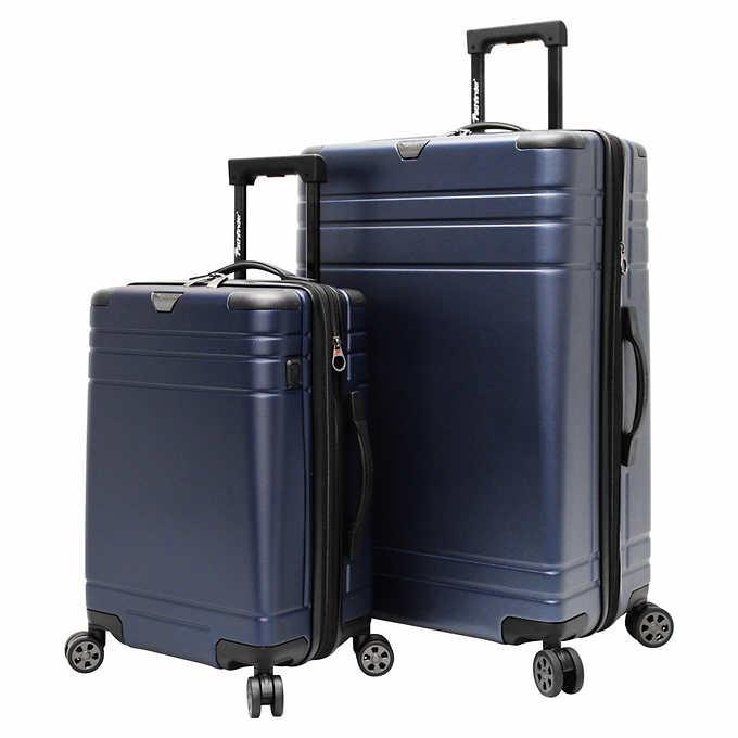 Luggage Set: Pathfinder Explorer 2.0 2-piece Hardside Set on sale for $109.99