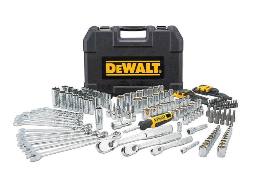Dewalt 173 pc. Tool Kit @Costco $69.99