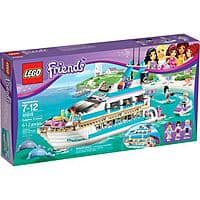 Walmart Deal: LEGO Friends Dolphin Cruiser Play Set, $52.41 w free shipping, @ Walmart